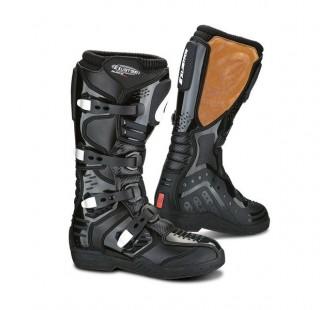 Мотоботы кроссовые EXUSTAR E-SBM301 black