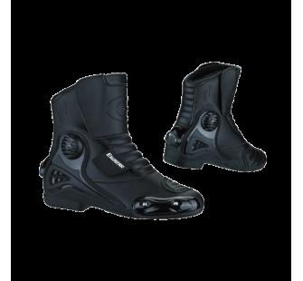 Мотоботы спортивные EXUSTAR E-SBR211W black