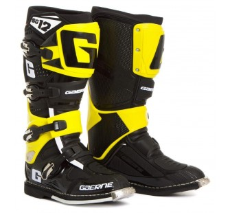 Мотоботы GAERNE SG-122 LIMITED EDITION black&yellow