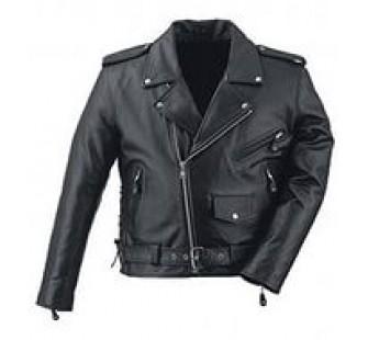 Куртка кожаная FIRST BRANDO black