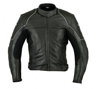 Куртка кожаная FIRST RIGAL