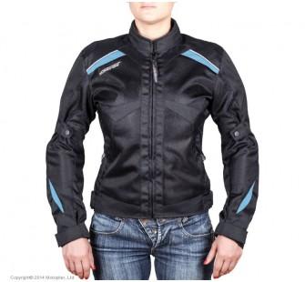 Куртка текстильная женская AGV SPORT Aery A02514-083 DM blue