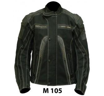Куртка текстильная FIRST M 105 black