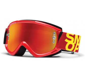 Очки для мотокросса SMITH FUEL v.1 MAX M RED