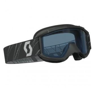 Очки для снегохода детские 89Si SNOW CROSS black&blue