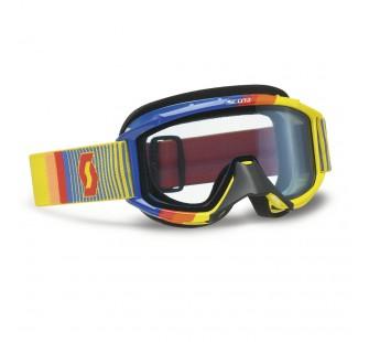 Очки для снегохода детские SNOW CROSS red&yellow&blue