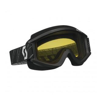 Очки для снегохода RECOIL XI SNOW CROSS Safari black&yellow