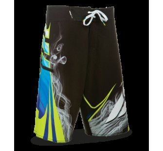 Шорты Fly Racing Board Short black&blue