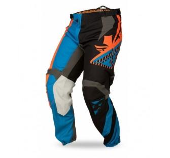 fly racing kinetic division black&blue&orange