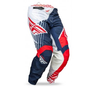 fly racing kinetic mesh vector red&white&blue