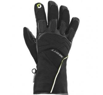 Перчатки зимние ATV,снегоход SCOTT SENSOR II black
