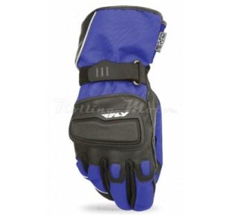 Перчатки зимние Fly Racing Xplore blue&black