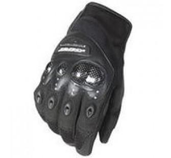Перчатки кожаные AGVSPORT Jet black