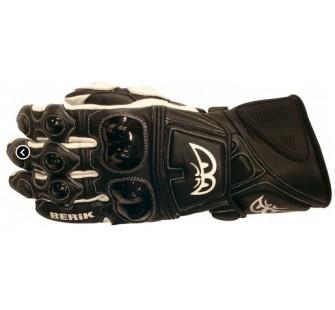 Перчатки кожаные BERIK G-5990 black