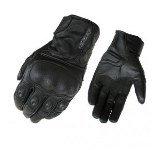 Перчатки кожаные RUSH GRIP black
