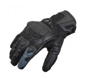 Перчатки кожаные RUSH SHORTY black