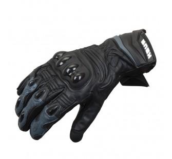 Перчатки кожаные RUSH TIGHT black