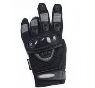 Перчатки текстильные AGVSPORT MAYHEM TOUCH black