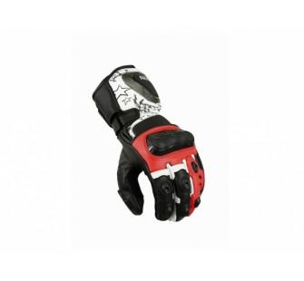 Перчатки FIRST GP1 black&red&white