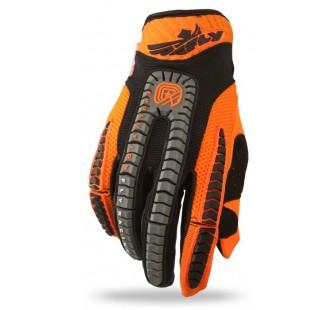 fly racing evolution black&orange