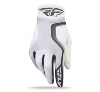fly racing pro lite white&black