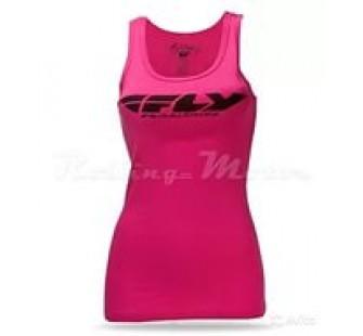 Майка Fly Racing Corp pink