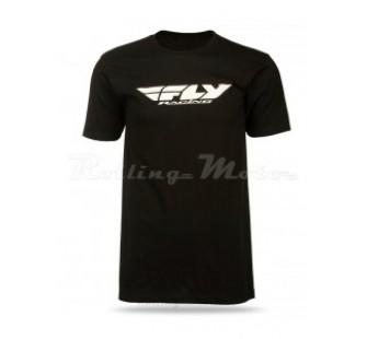 Майка Fly Racing Corporate red black