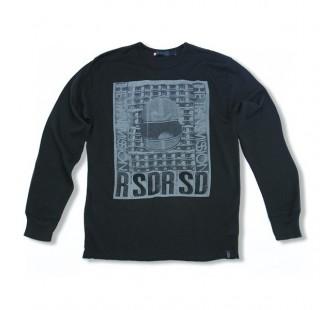 Толстовка RSD CHAINGANG black
