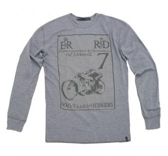 Толстовка RSD IMPERIALE grey