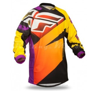 fly racing f-16 yellow.black&pink