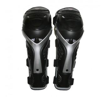 Защита колена VEGA NM-613K длинная grey&black