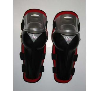 Защита колена VEGA NM-624 short Grey&Black