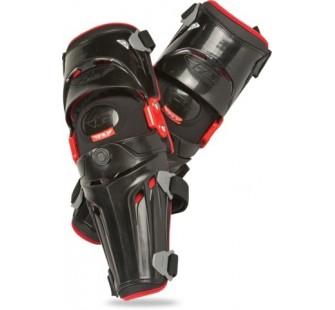 Защита колена fly racing pivot black