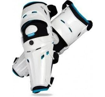 Защита колена fly racing pivot white