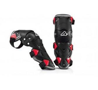 Защита коленей ACERBIS IMPACT EVO 2.0 red&black