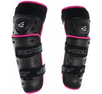 Защита коленей AGV SPORT A16801-038-00 black&pink