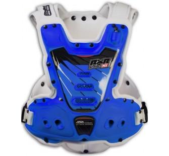 Защита тела с пневмоамортизацией RXR STRONGFLEX blue&white