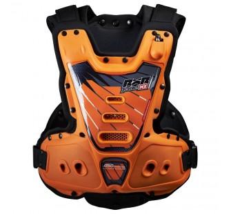 Защита тела с пневмоамортизацией RXR STRONGFLEX orange&black