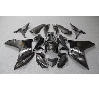 Комплект пластика для мотоцикла Honda CBR 600 F 11-15 Черный