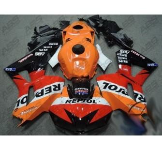 Комплект пластика для мотоцикла Honda CBR 600 RR 13-15 Repsol
