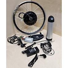 Электровелосипеды, электрокомплекты